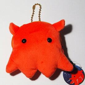 【送料無料】深海魚シリーズ しんかいさん メンダコポーチ 小物入にどうぞ! 13cm メール便