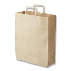 H25チャームバッグ 2才 未晒無地 50枚 {紙袋 人気 使いやすい 容器 食品 資材 食品資材 食器 イベント パーティー テイクアウト パック 袋 包装 包装資材 使い捨て}【ギフト ラッピング】 [17L13]