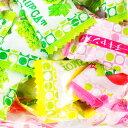 ★袋入★3つのフルーツキャンディ 1kg【駄菓子】 {子供会 景品 お祭り くじ引き 縁日}[17/0123]