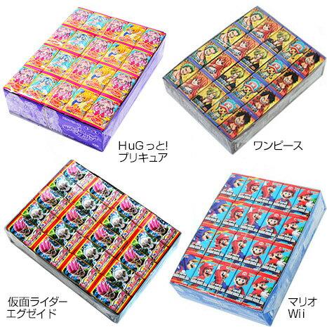 ¥550(税抜) TOP キャラクターガム 55入【駄菓子】[13/1002]{子供会 景品 お祭り くじ引き 縁日}