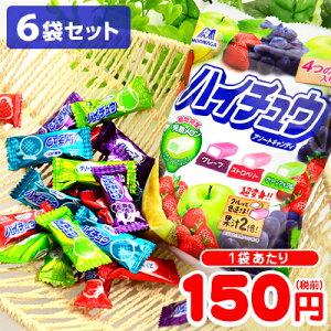 森永 ハイチュウアソート 6袋入 (94gx6袋=56...