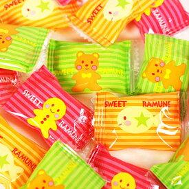 スイートラムネ1kg(約370個)[11/0203]{子供会 景品 お祭り 縁日 駄菓子 問屋}