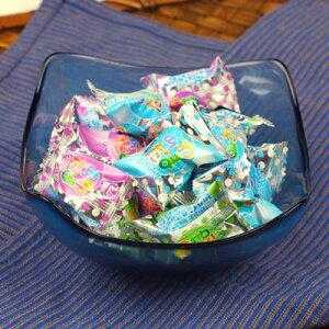 1パック販売あわだま(あわ玉) 1kg入【駄菓子】{キ...