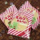 ¥600(税抜) ミルクせんべい ¥20×30入【駄菓子】{子供会 景品 お祭り くじ引き 縁日}