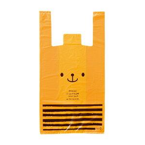 CDB-M キャンディベアレジバッグ-M (100入) [包装資材 ラッピング 袋 おしゃれ かわいい バッグ レジ袋][13/1210]{子供会 景品 お祭り くじ引き 縁日}