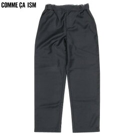 ★SALE66%OFF【キッズ商品】【COMME CA ISM】コムサイズム ストレッチツイルパンツ 黒『18/3/5』290318【送料無料】