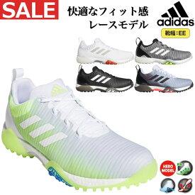【FG】2020年モデル アディダス ゴルフシューズ EPC15 コードカオス CODECHAOS レースモデル [スパイクレス/靴ひもタイプ] (メンズ)