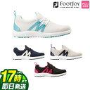 【FG】日本正規品FOOTJOY フットジョイ ゴルフシューズ 18 Leisure SO FJ レジャー (レディース)
