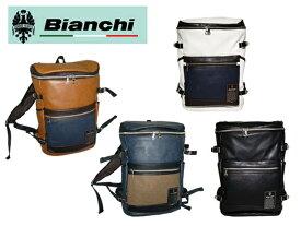正規品 メンズ レディース あす楽 ポイント15倍 冠婚葬祭 ビアンキ Bianchi リュック デイパック リュック デイパックサック デイパック スクエア TBPI08 rowa12