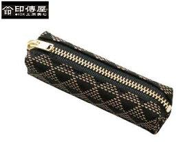 正規品 メンズ レディース 印伝 印傳屋 印伝 レザー コレクション 小物入 和風 日本製 和柄 5022 indn23