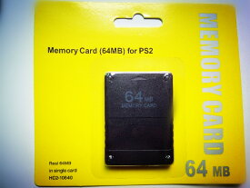 【送料無料】プレイステーション2 Playstation 2専用メモリーカードプレステ2 (64MB)