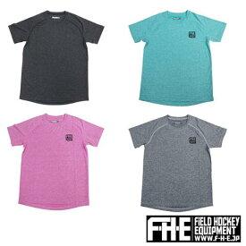 F-H-E YOGA Tシャツ 【Tシャツ】【フィールドホッケー 】【ドライTシャツ】【吸汗速乾】【ヨガ】