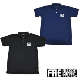 F-H-E ポロシャツ ネコポス送料込み【フィールドホッケー 】【ドライシャツ】【吸汗速乾】