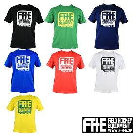 F-H-E Tシャツ 定番カラー【Tシャツ】【フィールドホッケー 】【ドライTシャツ】
