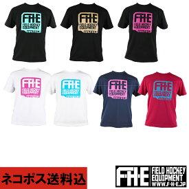 F-H-E Tシャツ シーズナルカラー【Tシャツ】【フィールドホッケー 】【ドライTシャツ】