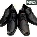 ビジネスシューズ 革靴 本革 メンズ ウォーキング 雪 防滑 WALKERS-MATE TECH PLUS ウォーカーズメイト テックプラス 7801 7803 7804 ブラック ダークブラウン