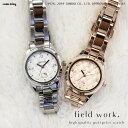 腕時計 ハローキティ レディース メタル ハート ビジネス 大人 キルティング プチプラ プレゼント キッズ フィールドワーク