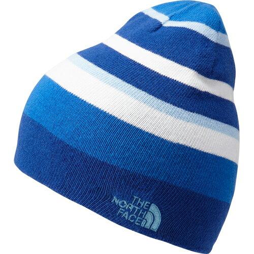 【 ノースフェイス 】TNF LOGO RUN BEANI ボルトブルー/フリーサイズ ( NN41430-BT-F / TNF10239697 )【 ノースフェイス ニット帽 】【QBH33】