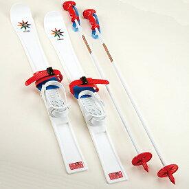 ジュニアプラスキー 80cm レッド ( UX-0591 / AP10240103 )【 UX-591 】【 ミニスキー 草スキー 草すべり 】
