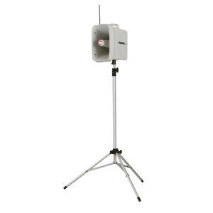 エバニュー 拡声器 スタンド 拡声器スタンドII(拡声器別売) EKB080 特殊送料【ランク:C】 【ENW】 【QCA41】