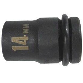 薄口インパクトレンチソケット ショート 14mm ( IMS-14S / EP10274608 )【 パオック 】