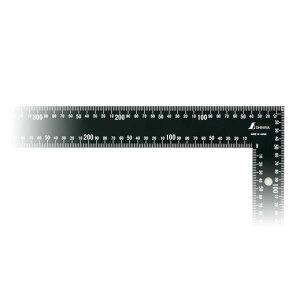 64548 ラフタースコヤ 60×40cm 白目盛 (SSO10388320) 【 シンワ測定 】【QCB27】