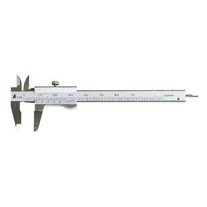 19892 高級ミニノギス 70mm (SSO10388589) 【 シンワ測定 】【QCB02】