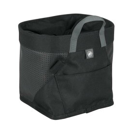 2290-00910-0001 Stitch Boulder Chalk Bag black (MAT10417994) 【 MAMMUT 】【QBJ38】