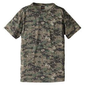 658901-540 ドライクールナイスカモフラージュTシャツ PIXELW/L (UNA10419278) 【 ユナイテッドアスレ 】