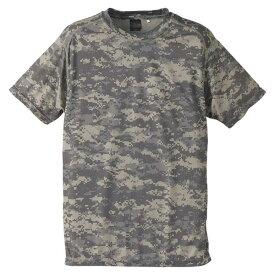 658901-563 ドライクールナイスカモフラージュTシャツ ACU (UNA10419282) 【 ユナイテッドアスレ 】