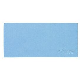 VA003-BL アクアスポーツタオル ビタミンE配合 ブルー (VIW10521945) 【 VIEW 】【QCB27】