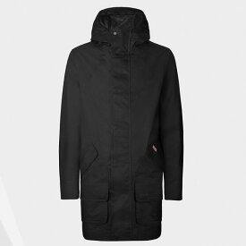 MRO4150SBC-BLK M ORI R COTTON HUNTING COAT BLACK (HUN10529163) 【 ハンター 】