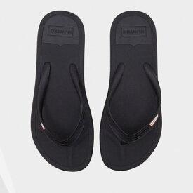 サンダル ビーチサンダル 靴 くつ ビーサン ハンター レディース WFD1058EVA-BLK ORIGINAL FLIP FLOP BLACK ( HUN10529312 ) 【 ハンター 】【QCA41】