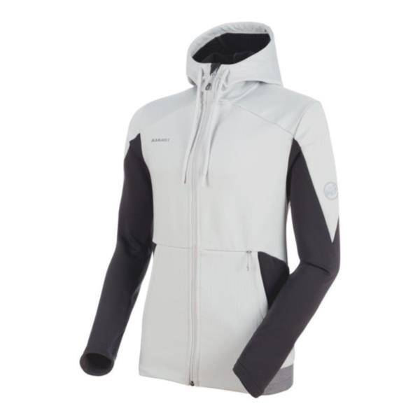 1014-00360-00217 Alnasca ML Hooded Jacket Men marble-granit-phantom (MAT10631272) 【 マムート 】