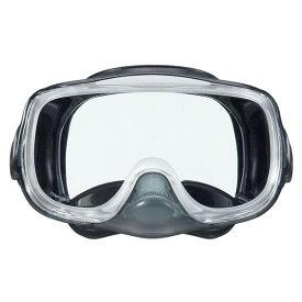 RM33Q-BKBK シリコーン素材マスク ブラック/ブラック (REE10632681) 【 ReefTourer 】【QCB27】