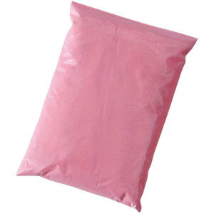 石灰 カラー ライン引き D-1076P カラー石灰15kg(ピンク) D1076P 特殊送料【ランク:B】 【DAN】 【QCB27】
