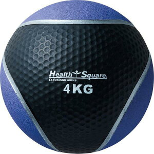 ボール 4kg トレーニングボール ボール リハビリ メディシンボール4kg D5273 特殊送料【ランク:C】 【DAN】 【QCB02】