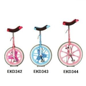一輪車 一輪車 ピンク 一輪車 ブルー 一輪車(エアタイヤ)16【ENW】【QCB43】