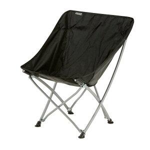 椅子 おしゃれ 椅子 折りたたみ 椅子 アウトドア BD-180BK BUNDOK バケットチェア BK【KA】【QCB02】