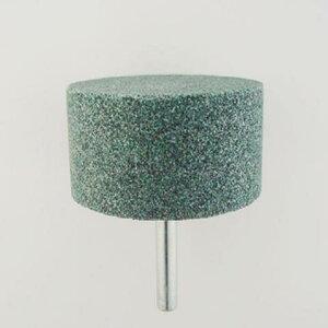 サンフレックス 軸付砥石 砥石 No.3758 軸付砥石50mm径(非鉄用) 【SUF】【QCB02】