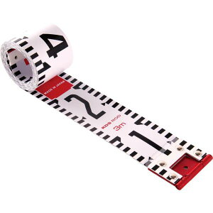 メジャー 目盛り 測定 EKJ108 リボンロッド3m 【ENW】【QCB27】