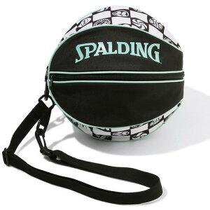 ボールケース バスケ ボールバッグ バスケ バッグ 49-001IC ボールバッグ スポルディング イチマツ 【SP】【QCB43】