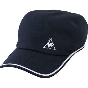 CAP 帽子 キャップ QTBPJC00-NVY-F テニスキャップ 男女兼用 ユニセックス ネイビー F 【LCQ】【QCA41】