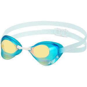 ゴーグル 水泳 水中眼鏡 V121SAM V121SAM-AMOR VIEW スイムゴーグル Blade ミラーレンズ AMOR 【VIW】