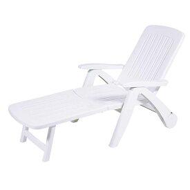 いす 椅子 チェア 家庭用 サマーベット ビーチ ベッド ビーチチェア プールベッド プールサイドチェア サトゥルノ リラックスチェア ( AP116768 / MG-2594 )【QCA04】