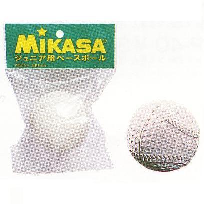 ジュニアベースボール・ハンドベースボール [分類:レクリエーションボール/ミカサ](JS18257/JB)【QBI23】