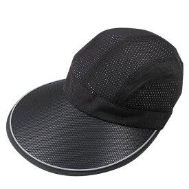 デカつば キャップ(ブラック) (AP189706/M-9882)