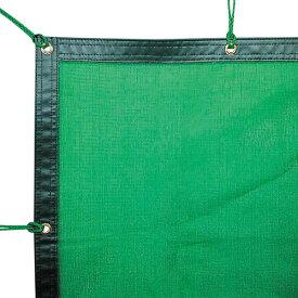 ネット 試合用 DANNO(淡野)テニス 遮光ネット防風ネット (遮光ネット/ライトグリーン)D-6900LG 特殊送料:ランク【FF】【DAN】【QBJ38】