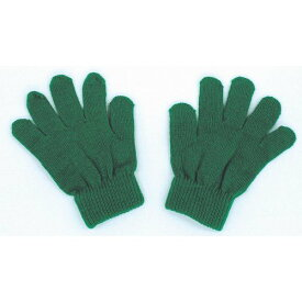 カラーのびのび手袋 緑 (AC205739/'001203)