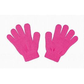 カラーのびのび手袋 蛍光ピンク (AC206150/'002266)